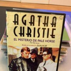 Series de TV: AGATHA CHRISTIE. EL MISTERIO DE PALE HORSE. Lote 189763648