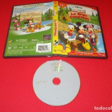 Series de TV: LA CASA DE MICKEY MOUSE - 13 - LA GRAN EXCURSION - DVD - BSA 0039605 - DISNEY - DONALD Y LA PANDILLA. Lote 190063628