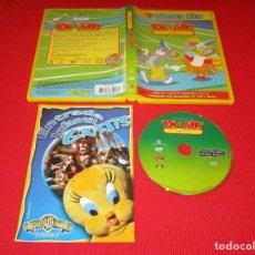 Series de TV: COLECCION TOM Y JERRY ( VOLUMEN 4 ) - DVD - Z4 65948 - WARNER KIDS. Lote 190064015