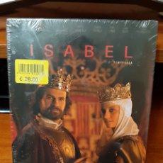 Series de TV: DVD SERIE ISABEL TEMPORADA 2 (ART. NUEVO Y PRECINTADO). Lote 190236157