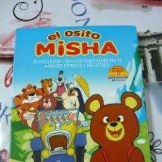 Series de TV: EL OSITO MISHA - 3 DVD ANIMACIÓN CASTELLANO. Lote 190353345