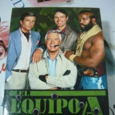 Series de TV: EL EQUIPO A - SEGUNDA TEMPORADA COMPLETA 6 DVD - CASTELLANO TEMPORADA 2. Lote 218125718