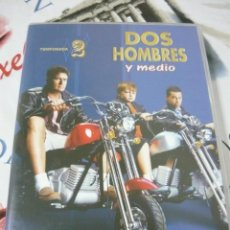Series de TV: DOS HOMBRES Y MEDIO - TEMPORADA 2 COMPLETA - CHARLIE SHEEN - 4 DVD CASTELLANO - SEGUNDA TEMPORADA. Lote 190354365
