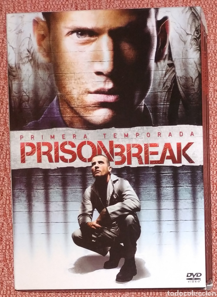 Prison Break Temporada 1 Buy Tv Series On Dvd At Todocoleccion 190354901
