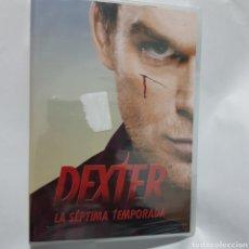 Séries TV: (PR51) DEXTER TEMPORADA 7 - DVD NUEVO PRECINTADO. Lote 190388301