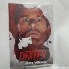 Séries TV: (PR51) DEXTER TEMPORADA 5 - DVD NUEVO PRECINTADO. Lote 190388596