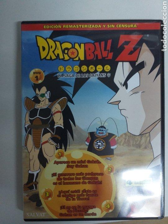 Series de TV: DVD Dragon Ball Z - Coleccion Completa Salvat - Foto 5 - 190603532