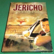 Series de TV: (6) DVD´S JERICHO PRIMERA TEMPORADA 1 (UNA SOLA VISUALIZACIÓN) PERFECTO ESTADO!!. Lote 190901785