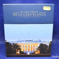 Series de TV: EL ALA OESTE DE LA CASA BLANCA - DVD LA COLECCION COMPLETA . Lote 191092666