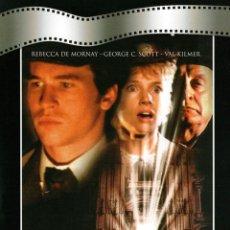 Series de TV: LOS CRIMENES DE LA CALLE MORGUE DVD NUEVA Y PRECINTADA . Lote 191094030