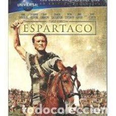 Series de TV: ESPARTACO DVD DIGIBOOK NUEVA Y PRECINTADA. Lote 191096905