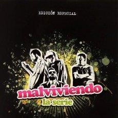 Series de TV: MALVIVIENDO - LA SERIE COMPLETA. Lote 191099738