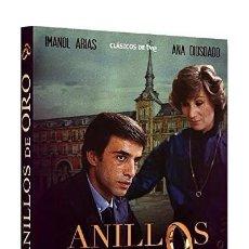 Series de TV: ANILLOS DE ORO - SERIE COMPLETA. Lote 191099743