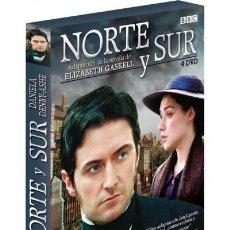 Series de TV: PACK NORTE Y SUR (BBC). Lote 191099753