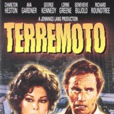 Serie di TV: TERREMOTO. Lote 191100775