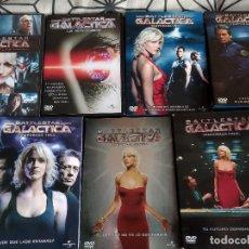 Series de TV: DVD SERIE DE TV - BATTLESTAR GALACTICA - COMPLETA. Lote 191101280
