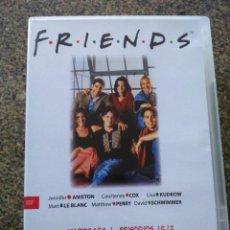Series de TV: DVD -- FRIENDS -- TEMPORADA 1 EPISODIOS 10-12 -- . Lote 191102776