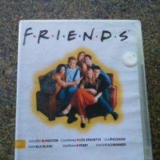 Series de TV: DVD -- FRIENDS -- TEMPORADA 5 EPISODIOS 104-106 --. Lote 191102886