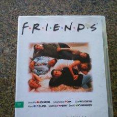 Series de TV: DVD -- FRIENDS -- TEMPORADA 1 EPISODIOS 1-3 --. Lote 191102930