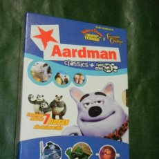 Series de TV: AARDMAN CLASSICS + CREATURE COMFORTS (SERIE COMPLETA) - CAJA 6 DVD. Lote 191371322
