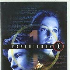 Series de TV: EXPEDIENTE X - 1ª TEMPORADA COMPLETA 7 DVD'S. Lote 191861842