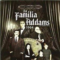 Series de TV: LA FAMILIA ADDAMS 1964 - 1ª TEMPORADA - 3 DVD'S - PROTEGIDO CON FUNDA DE CARTÓN. Lote 191864196