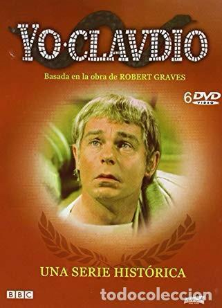 YO CLAUDIO - SERIE TV BBC - PACK DE 6 DVDS RECOPILADOS EN ESTUCHE EXTERIOR DE CARTÓN (Series TV en DVD)