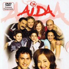 Series de TV: AIDA PRIMERA TEMPORADA. Lote 191893646