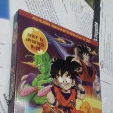 Series de TV: DRAGON BALL Z. EDICION REMASTERIZADA. SIN CENSURA. 2 DVD. SELECTA VISION. 9-16. Lote 191980596