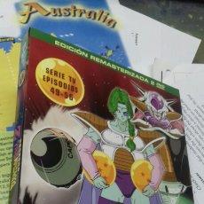 Series de TV: DRAGON BALL Z. EDICION REMASTERIZADA. SIN CENSURA. 2 DVD. SELECTA VISION. 49-56. Lote 191980896