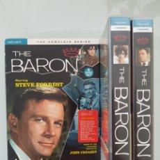 Series de TV: THE BARON - 8 DVD SET. Lote 192155153