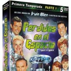 Séries TV: PERDIDOS EN EL ESPACIO : 1ª TEMPORADA - 1ª PARTE (LOST IN SPACE). Lote 192157320
