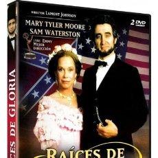 Series de TV: RAICES DE GLORIA (LINCOLN). Lote 192157851