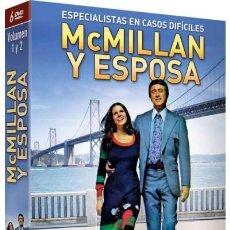 Series de TV: PACK MCMILLAN Y ESPOSA - VOL. 1 + 2 (MCMILLAN & WIFE). Lote 192157966