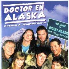 Series de TV: DOCTOR EN ALASKA PRIMERA TEMPORADA (2 DVD). Lote 192161528