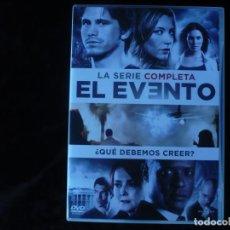 Series de TV: EL EVENTO LA SERIE COMPLETA - DVD COMO NUEVOS . Lote 192163267