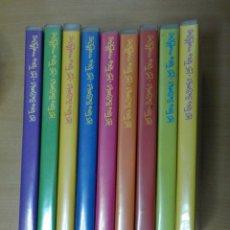 Series de TV: DVD LAS TRES MELLIZAS. Lote 192163631