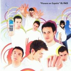 Series de TV: LO QUE SURJA TEMPORADAS 1 Y 2 (2 DVD). Lote 192165263