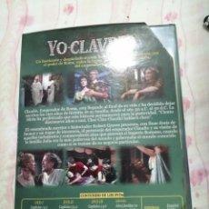 Series de TV: !!! YO CLAUDIO !!! SERIE COMPLETA PRECINTADA, EXCEPTO 1 DVD *** EDIC, ESPAÑOLA. Lote 192165508