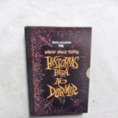 Series de TV: DVD - HISTORIAS PARA NO DORMIR DE NARCISO IBAÑEZ SERRADOR SERIE COMPLETA TVE. Lote 192166558