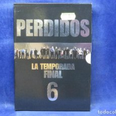 Séries de TV: PERDIDOS - SEXTA TEMPORADA - DVD - TEMPORADA FINAL . Lote 192919572