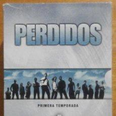 Series de TV: SERIE PERDIDOS - PRIMERA TEMPORADA COMPLETA. Lote 192919995