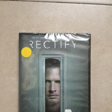 Series de TV: SERIE DE TV - RECTIFY - 1A TEMPORADA - DE LOS CREADORES DE BREAKING BAD - DVD - NUEVO. Lote 193113286