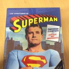 Series de TV: SUPERMAN. SEGUNDA TEMPORADA COMPLETA. GEORGE REEVES. PRECINTADA. Lote 193390517