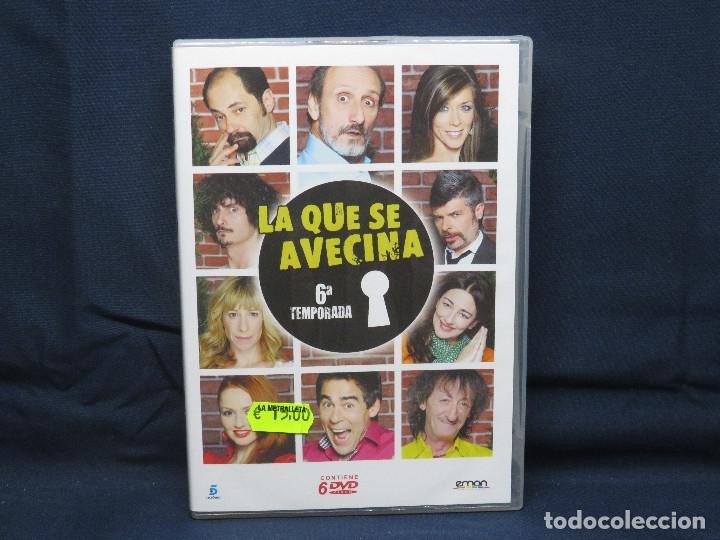 LA QUE SE AVECINA - DVD SEXTA TEMPORADA (Series TV en DVD)
