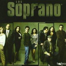 Series de TV: !!! LOS SOPRANO !!! SERIE COMPLETA *** NUEVA SIN PRECINTO *** EDIC. ESPAÑOLA ***. Lote 193831048
