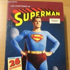 Series de TV: SUPERMAN. TEMPORADA 1 COMPLETA. GEORGE REEVES.. Lote 193842397
