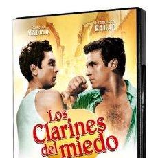 Séries TV: LOS CLARINES DEL MIEDO. Lote 193885425