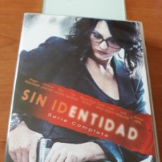 Series de TV: SIN IDENTIDAD. COMPLETA . Lote 194126930