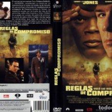 Series de TV: REGLAS DE COMPROMISO. Lote 194212435